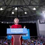 Hillary Clinton: No hay elementos comprometedores en investigación del FBI