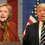 Hillary Clinton amplía 11 puntos su ventaja sobre Donald Trump tras video