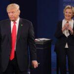 CNN: Encuestados creen que ganó Clinton aunque Trump se recupera