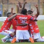 Liguilla A: Unión Comercio se impuso por 3-1 al colero César Vallejo