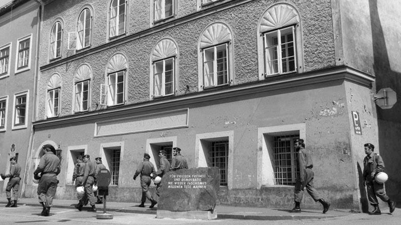 Austria demolerá la casa natal de Hitler
