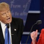 Hillary Clinton llega al debate con ventaja sobre Trump en las encuestas
