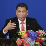 Rodrigo Duterte anuncia en China su separación económica de Estados Unidos