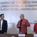 ELN hará hoy importante anuncio en Caracas sobre conversaciones de paz