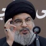 Jefe de Hezbollah acusa a EEUU de ayudar al Estado Islámico en Siria