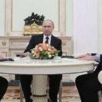 Francia, Rusia y Alemania coordinan cumbre para tratar sobre Ucrania
