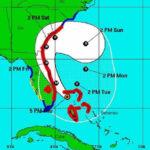 EEUU: Huracán Matthew regresaría a Florida la próxima semana