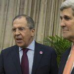 Lavrov y Kerry reanudan negociaciones para un alto el fuego en Siria