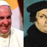 Papa Francisco: Lutero puso la Biblia en manos del pueblo
