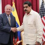 Subsecretario de Estado habló con Maduro sobre diálogo con oposición (VIDEO)