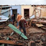 Matthew deja en el oriente de Cuba graves destrozos y derrumbes de viviendas
