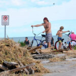 EEUU: Huracán Matthew dejó al menos 36 muertos en la costa este (VIDEO)