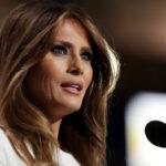 """Melania Trump: A mi esposo lo """"incitaron"""" a dar polémicas frases"""