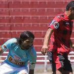 FBC Melgar gana 2-0 a Sporting Cristal en Arequipa por la Liguilla A