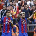 Barcelona: Mira cómo reaccionó Messi contra los hinchas del Valencia (VIDEO)