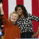 Michelle Obama: Hillary Clintonestá lista para ser comandante en jefe (VIDEO)