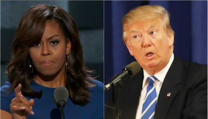 Nueva jugada de Trump: invita al hermano de Barack Obama al debate