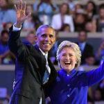 EEUU: Barack Obama en mitines deHillary Clinton en tres estados claves