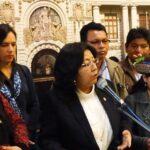Frente Amplio: Muerte civil evitará funcionarios corruptos sigan robando