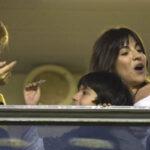 Hija de Diego Armando Maradona no desea a su hijo convertido en futbolista
