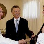 Presidente de Argentina fue recibido por papa Francisco en el Vaticano