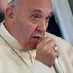 Papa Francisco pide medidas para proteger e integrar a niños inmigrantes