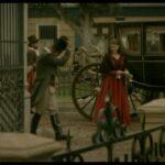 """Exhiben filme """"La Amante del Libertador"""" en la Plaza Mayor"""
