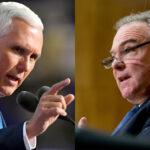 Tenso debate de candidatos a Vicepresidentes sobre inmigrantes