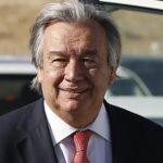 Consejo de Seguridad recomienda a Antonio Guterres para dirigir la ONU