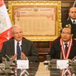 Presidente Kuczynski encabezó Consejo de Estado en Palacio (VIDEO)