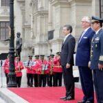 Pedro Pablo Kuczynski: Embajadores de tres naciones presentan credenciales (VIDEO)