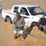 Las lluvias torrenciales causan 26 muertos en Egipto