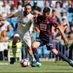 Real Madrid no pasa del empate con el Eibar en el Santiago Bernabéu (VIDEO)