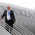 Kuczynski parte a Colombia para asistir a cumbre iberoamericana
