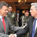 Santos se reunirá con Uribe este miércoles para salvar Acuerdo de Paz