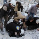 Siria: Al menos 22 muertos en bombardeos contra una escuela