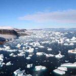 Groenlandia pierde un 7.6% más de capa helada de lo calculado