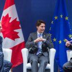 Juncker, Tusk y Trudeau firmarán mañana el CETA entre UE y Canadá