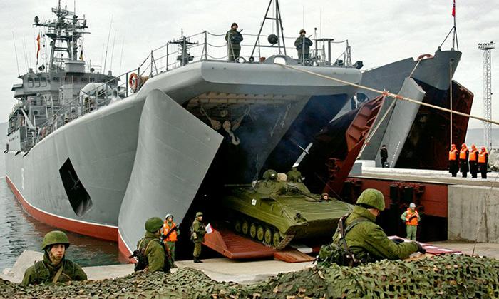 Rusia convertirá su puerto de mantenimiento en Siria en base naval permanente
