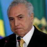 El 51.4% de brasileños  rechaza gestión del presidente Michel Temer