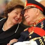 Chile: Corte de Apelaciones llama a declarar a la viuda de Augusto Pinochet