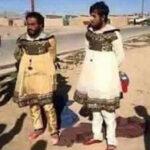 Mosul: Terroristas del Estado Islámico intentan fugar vestidos de mujeres