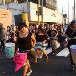 Lima: Cientos marcharon para rechazar violencia contra mujeres (VIDEO)