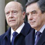 Más de 200 parlamentarios cargan contra Juppé por sus críticas a Fillon