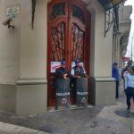 Jirón de la Unión: Municipalidad de Lima clausura locales de Ripley y Saga (FOTOS)