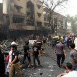 Irak: Al menos 75 muertos en atentado del EI al sur de Bagdad