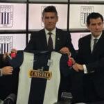 Alianza Lima: Pablo Bengoechea fue presentado como nuevo entrenador