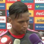 """Selección peruana: """"Sé cómo marcar a Neymar"""", dice Pedro Aquino"""
