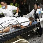 """Chapecoense: Lateral Alan Ruschel está """"estable"""", afirma su esposa"""