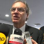 Ministro del Interior lamenta censura de Jaime Saavedra